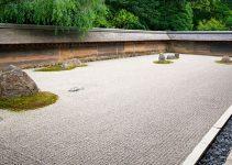 Jardín de rocas japonés: Lo básico